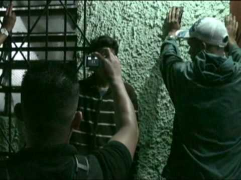 Caracas crime crucial to Venezuela vote