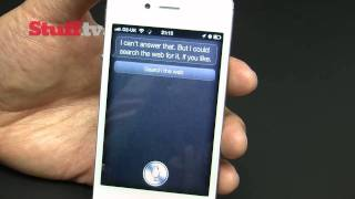 Apple iPhone 4S Siri demo