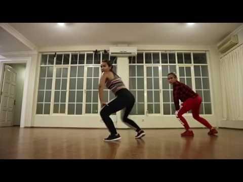 Konshens - Bruk Off Yuh Back Choreo