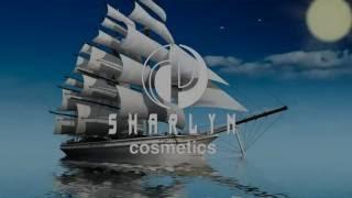 Нейл-арт гель-лаками Sharlyn. Урок 1. Морские фантазии. Рисуем парусник.