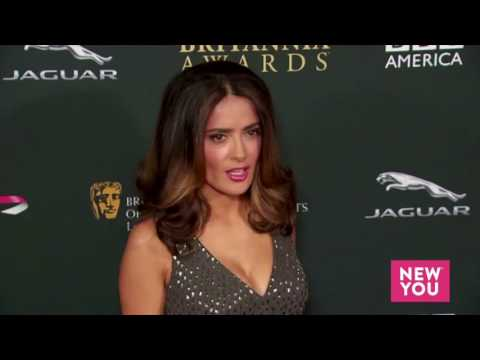 Salma Hayek Discusses Body Insecurities as She Approaches 50