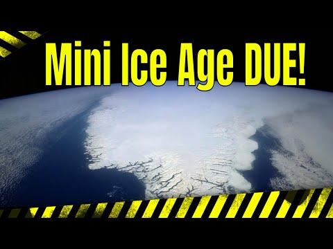 World on BRINK of MINI ICE AGE