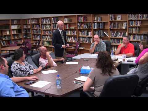Freedom Special School Board Meeting
