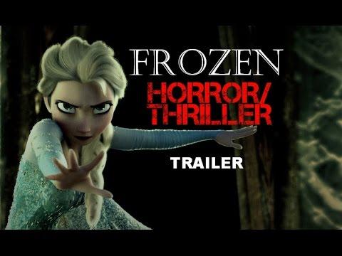 If Frozen Was A Horror/Thriller Movie by BabyFoodZombie - YouTube