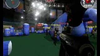 Splat Renegade Paintball Gameplay