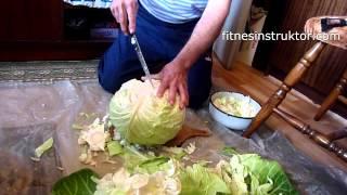 Как се прави кисело зеле