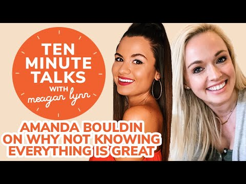 TikTok's 'After Hours with Amanda' on Why Not Knowing Everything is a Good Thing