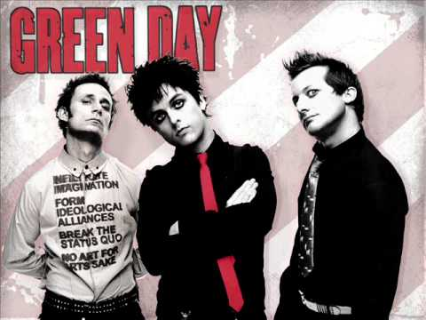 Green Day St Jimmy (with lyrics)