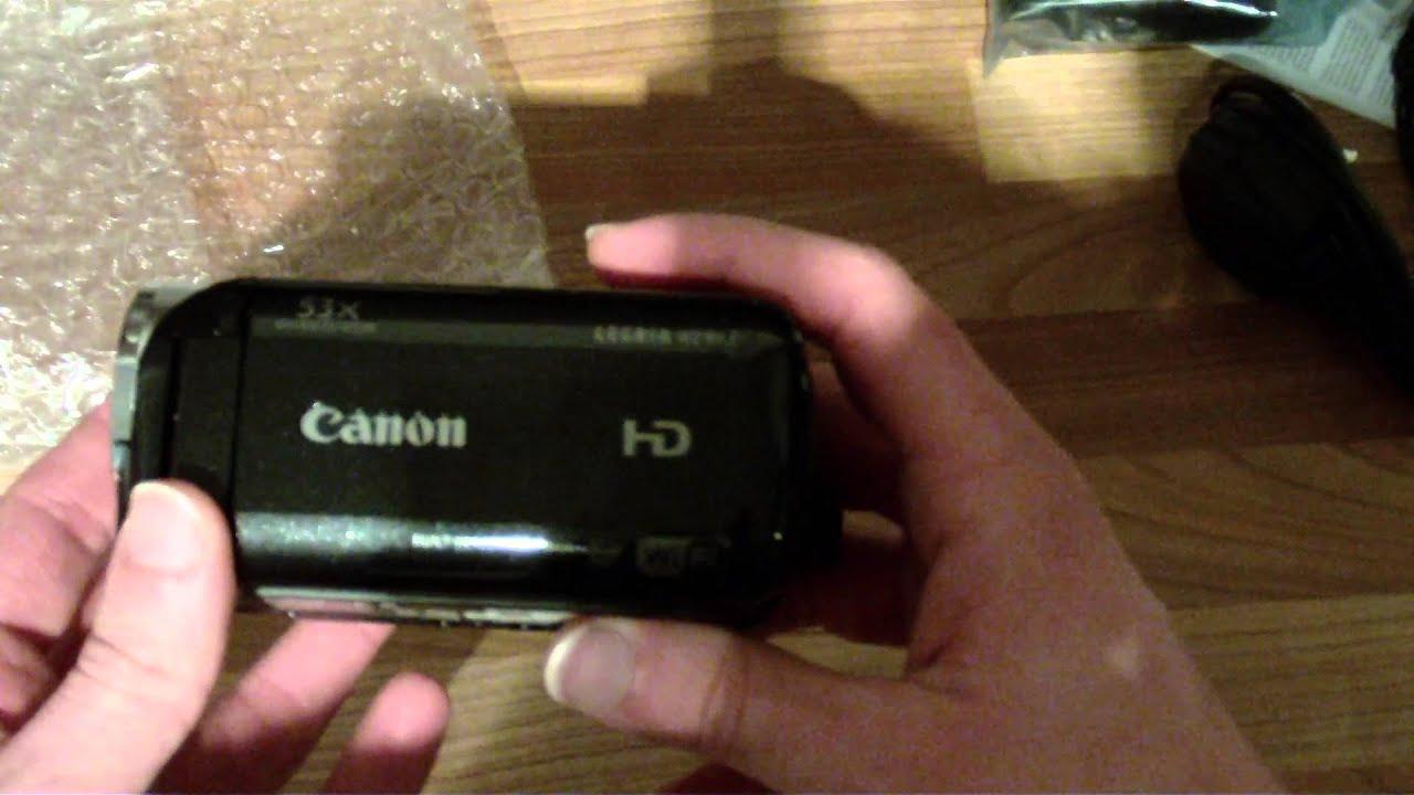 Canon LEGRIA HF R47 Camcorder Windows 8 X64