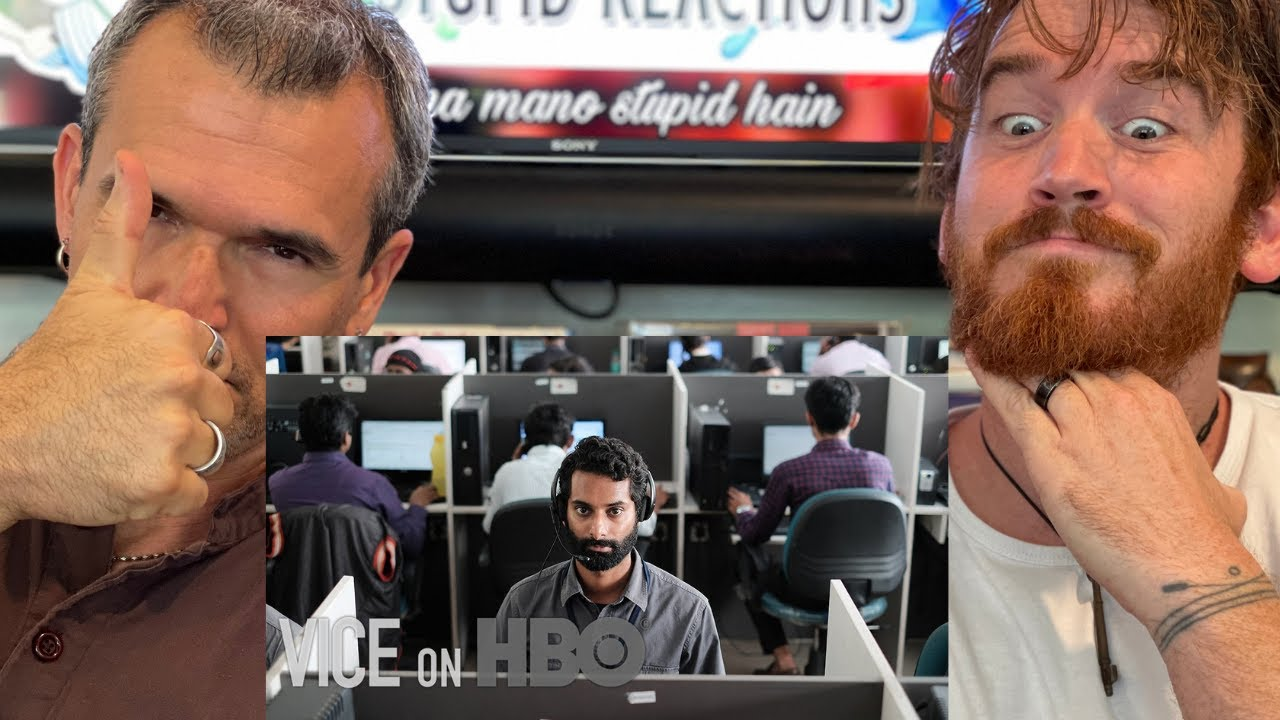 INDIA BECOMING ITS OWN SILICON VALLEY | HBO Vice | REACTION!!