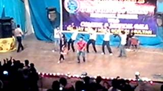 Mishat School Farewell Party Dance On Tenu Pyar Ho Gaya 2013