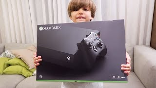 Getting New Xbox One X !!! 4k Gaming Console