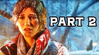Rise of the Tomb Raider Gameplay Walkthrough - Part 2 - Sidequests (XB1 1080p HD)
