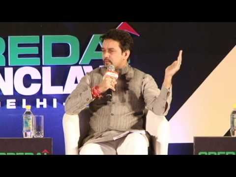 CREDAI Conclave 2013 Session Highlights - Reality behind Urbanization Dream of young India