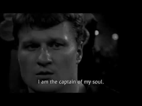 Стихотворение Уильяма Хенли Непокоренный/Invictus А.  Поветкин