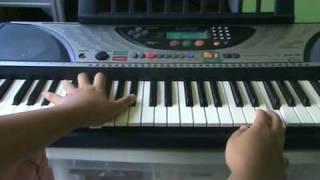 Ai Mei - Rainie Yang Piano Tutorial PT2