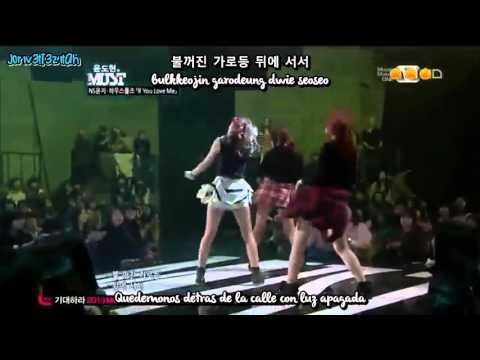 NS Yoon G - If You Love Me (Feat. Simon of Dalmatian (Sub Español - Rom - Hangul)