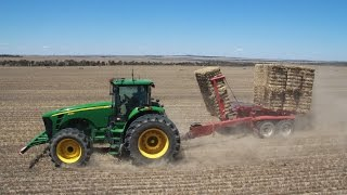 Agriculture in Australia DVD movies / Biggest Airseeder, Glenvar Farming etc.