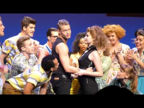 Musical Grease in Enschede (Slot Applause)
