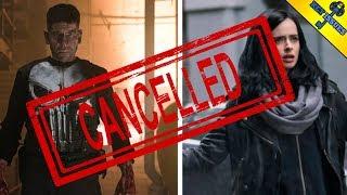 The Netflix MCU was a LIE! Punisher and Jessica Jones Cancelled