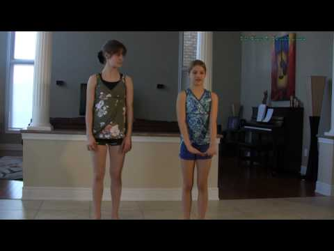 Hand Walking Lesson Tutorial Video - Learn How To Walk On Hands