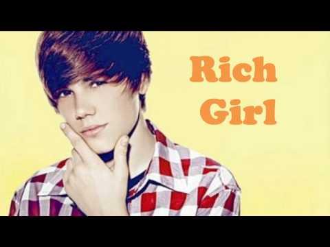 Soulja Boy feat. Justin Bieber - Rich Girl (FULL Studio Version)