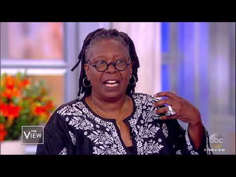 Whoopi Goldberg Shares About Aretha Franklin's Funeral  The View