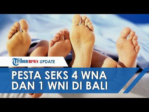 Viral Video Pesta Seks Di Sebuah Vila Di Bali, Ada 4 Bule Dan 1 Orang Lokal, Kakanwil Buka Suara