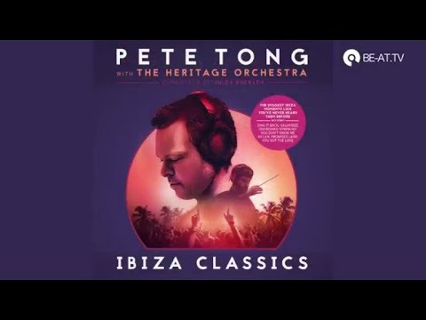 Pete Tong and The Heritage Orchestra Ibiza Classics 2017..trance ibiza classics techno rave