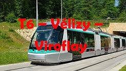 Tramway T6 - RATP - Vélizy - Viroflay