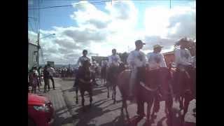 II Cavalgada com Maria - Pau dos Ferros RN - 25/11/2012