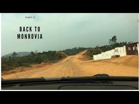 BACK to Monrovia part 3 | Pleebo to Monrovia | SheaMoringaTV
