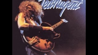Ted Nugent - Ted Nugent (1975) - Full Album