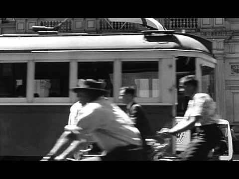 On the Beach (1959) Elizabeth St. scene