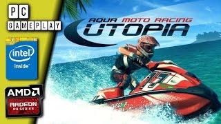 Aqua Moto Racing Utopia Gameplay [PC]
