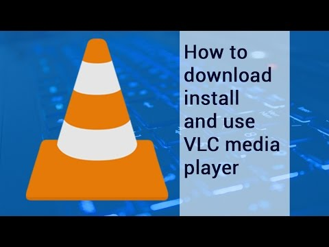 How To Download Install And Use VLC Media Player | Video Tutorial By TechyV