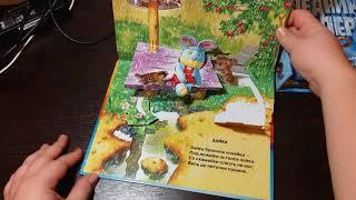 Самые красивые книжки для детей.Книжки-панорамки.