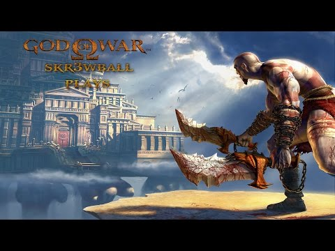 The Mean Streets of Athens - God of War Part 4
