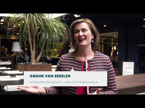 Wethouder Anouk van Eekelen over Dare2Cross - Create value with big data - 14 november 2017