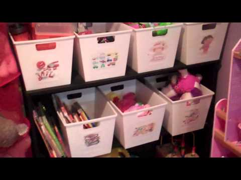 Organizing Tip of the Day- Create More Storage