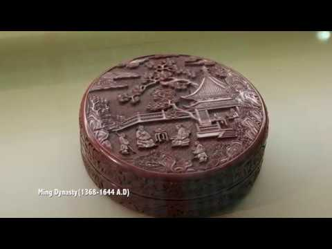 Arts in the City - Cinnabar: The Chinese Art of Carved Lacquer