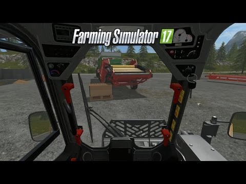 farming 17 le convoyeur et les palettes aka videos. Black Bedroom Furniture Sets. Home Design Ideas