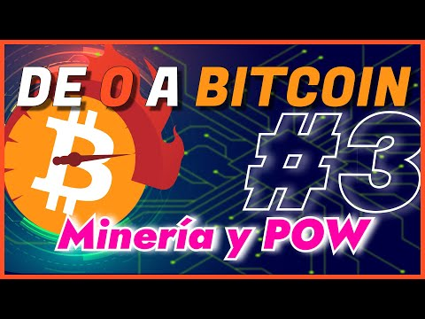 ¿Qué Es La MINERÍA De CRIPTOMONEDAS? - De 0 A Bitcoin COMUNITARIO  Minar Criptomonedas 2021