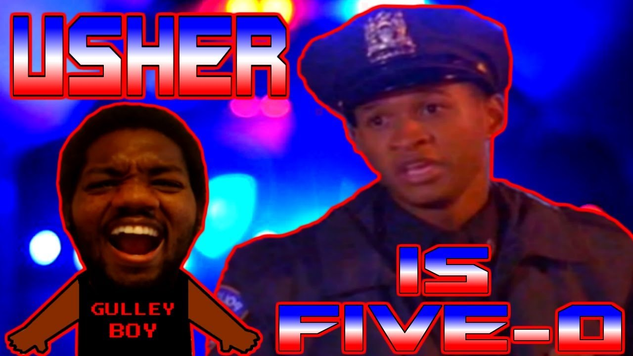 Before Usher Became An R&B Sensation He Was A Cop In Another Dimension!!! - Uploaded on Feb 21, 2019