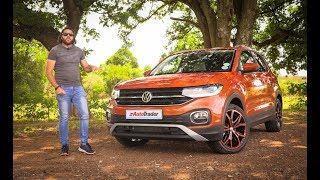 Video Review: Volkswagen T-Cross 1.0T Highline DSG