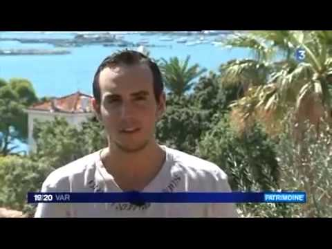 France 3 - Boris TOUATY - Interview Tamaris de George Sand
