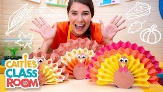 Caitie's Classroom Live - Thanksgiving!