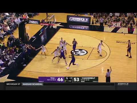 TCU vs Vanderbilt Men