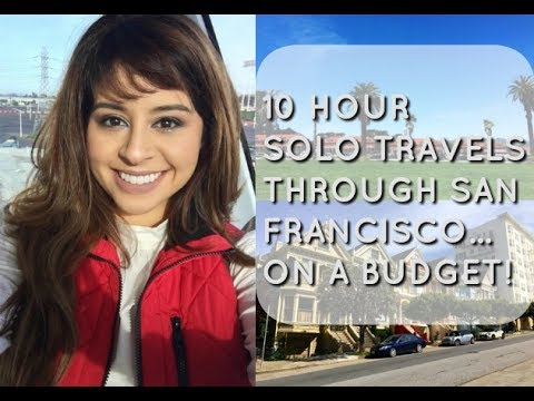 Solo 10 hour travel through San Francisco for $80!