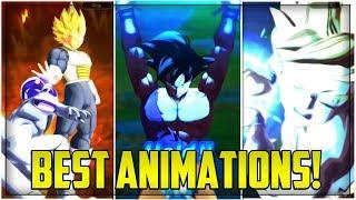TOP SUMMONING ANIMATIONS IN DRAGON BALL LEGENDS | Dragon Ball Legends List